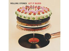 Let It Bleed 50th Anniversary Vinyl