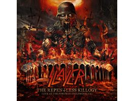 The Repentless Killogy Live At the Forum Inglewood