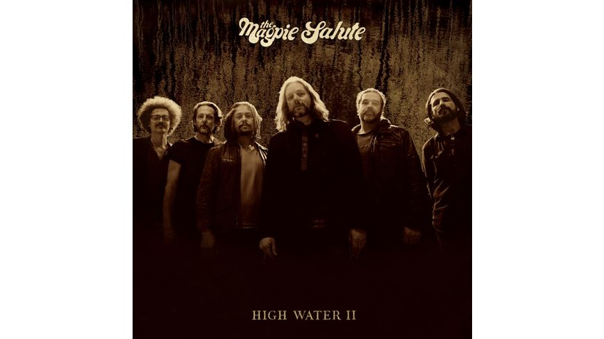 High Water II Ltd Brown LP 180 Gr 2LP MP3