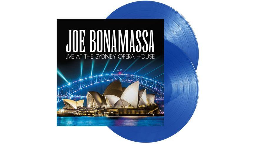 Live At The Sydney Opera House Blue 2LP 180g