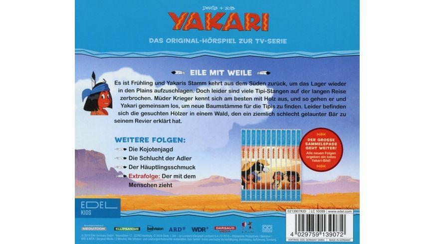 Yakari Eile mit Weile 38 Hoerspiel