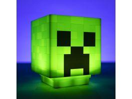 Minecraft Creeper Leuchte