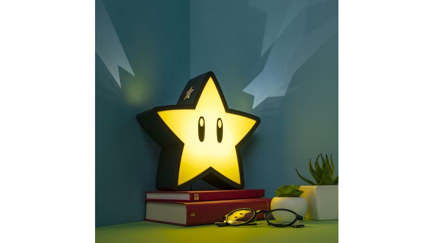 Super Mario Stern Leuchte