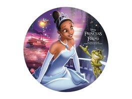 The Princess And The Frog Ost Picture Disc