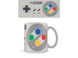Nintendo SNES Controller Computer Videospiel Keramik Tasse