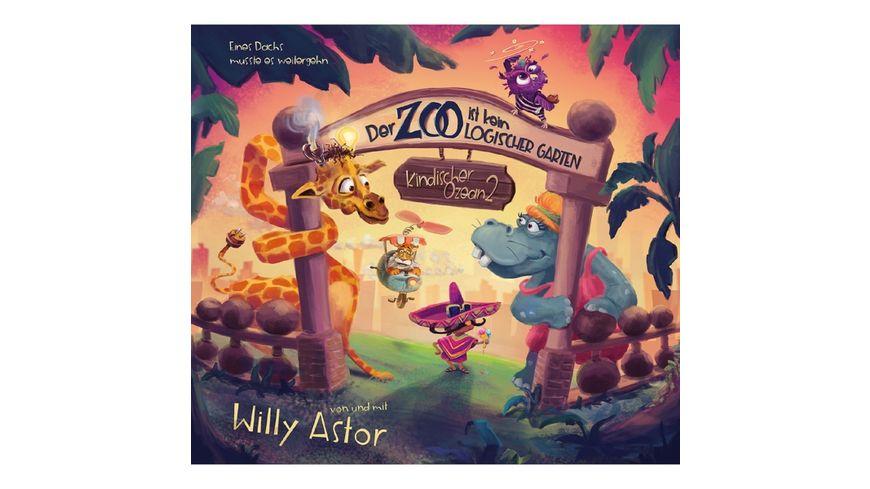 Der Zoo Ist Kein Logischer Garten Kind Ozean 2