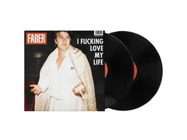 I Fucking Love My Life 2LP CD
