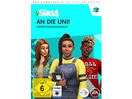 Die Sims 4 An die Uni