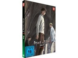 Attack on Titan 2 Staffel DVD 2