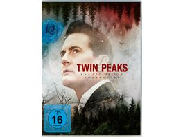 Twin Peaks Season 1 3 TV Collection Boxset 16 DVDs