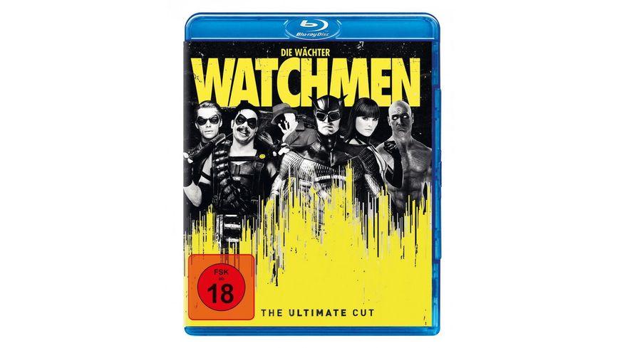 Watchmen Die Waechter The Ultimate Cut