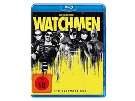 Watchmen Die Waechter The Ultimate Cut