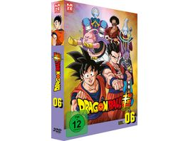 Dragon Ball Super DVD Box Vol 6 Episoden 77 95 3 DVDs