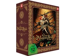 Ancient Magus Bride DVD Vol 1 Sammelschuber Limited Deluxe Edition