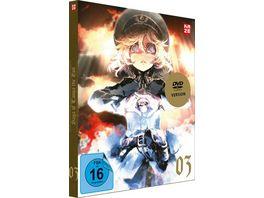 Saga of Tanya the Evil DVD 3