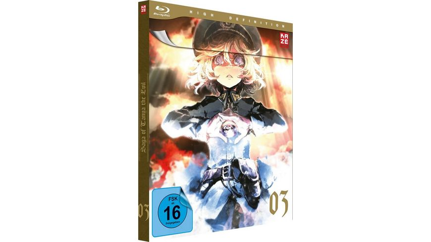 Saga of Tanya the Evil Blu ray 3