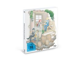 Sword Art Online Alicization 3 Staffel Blu ray 2 Episode 07 12
