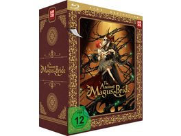 Ancient Magus Bride Blu ray Vol 1 Sammelschuber Limited Deluxe Edition