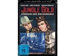 Jungle Gold Koenigin des Dschungels