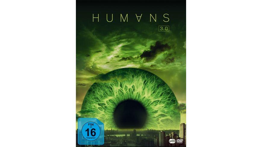 Humans - Die Komplette Staffel 3  [3 DVDs]