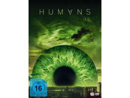 Humans Die Komplette Staffel 3 3 DVDs