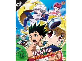 HUNTERxHUNTER Volume 7 Episode 68 75 2 DVDs