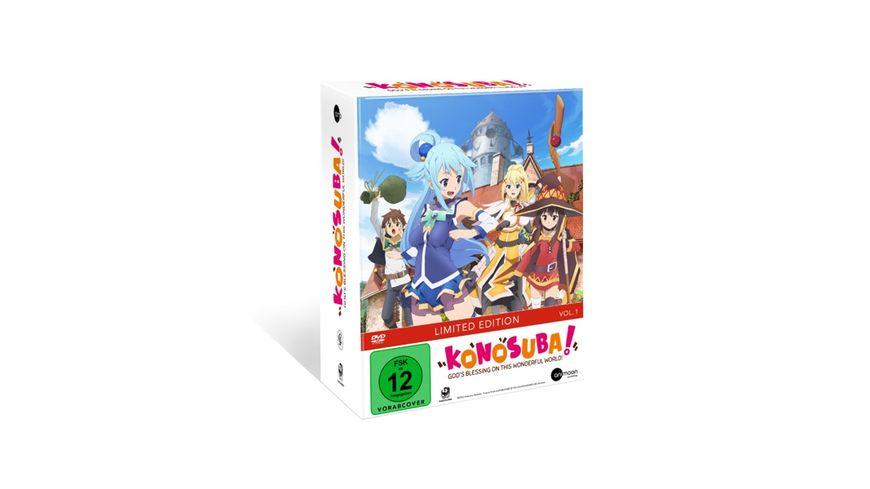 KonoSuba Vol.1