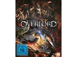 Overlord II Limited Complete Edition Staffel 2 Episode 01 13 3 BRs