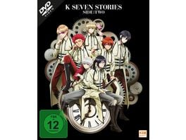 K Seven Stories Side Two Movie 4 6 3 DVDs