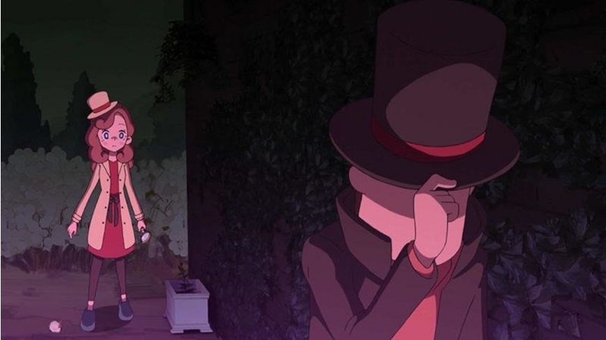 Detektei Layton Katrielles raetselhafte Faelle Volume 1 Episode 01 10 2 BRs