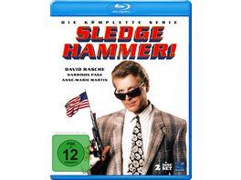 Sledge Hammer Die komplette Serie Episode 01 41 Pilot 2 BRs