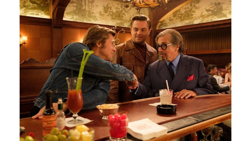 Once upon a time in Hollywood SteelBook Limited Edition