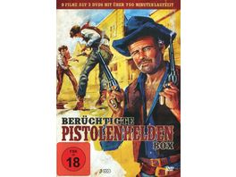 Beruechtigte Pistolenhelden Box 3 DVDs