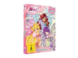 Winx Club Staffel 7 Box 2 2 DVDs