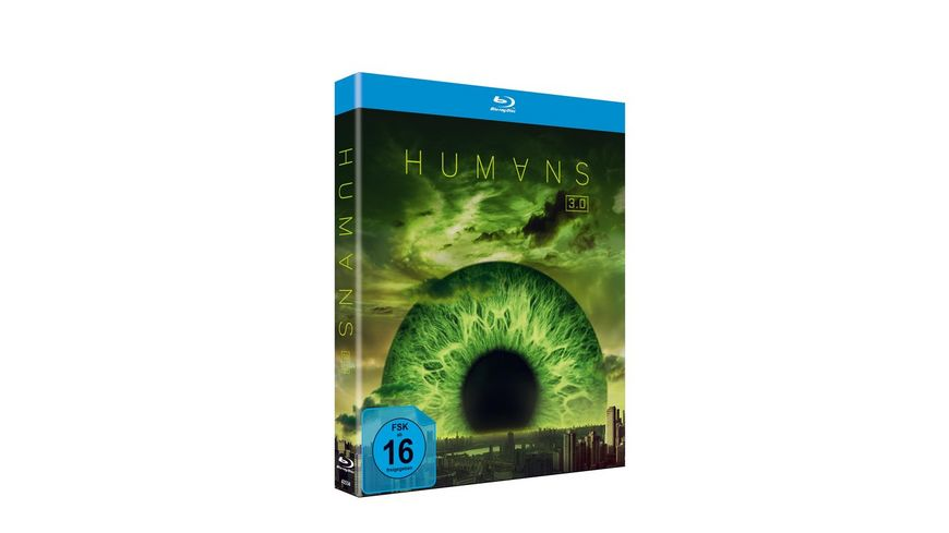 Humans Die Komplette Staffel 3 2 BRs