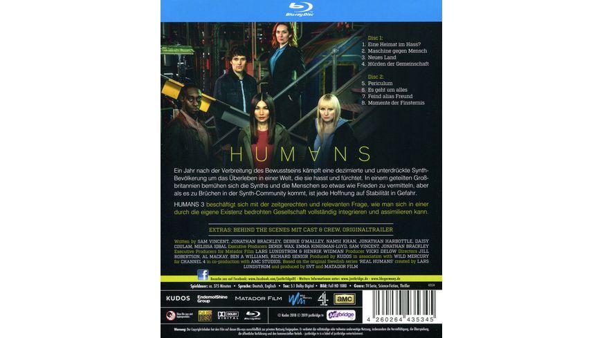 Humans Staffel 2