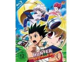 HUNTERxHUNTER Volume 7 Episode 68 75 BRs