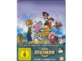 Digimon Adventure Staffel 1 Volume 3 Episode 37 54 2 BRs