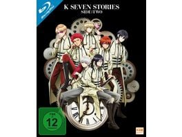 K Seven Stories Side Two Movie 4 6 3 BRs