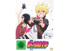 Boruto Naruto Next Generations Volume 1 Episode 01 15 2 DVDs
