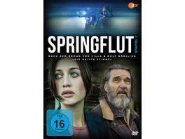 Springflut Staffel 2 3 DVDs