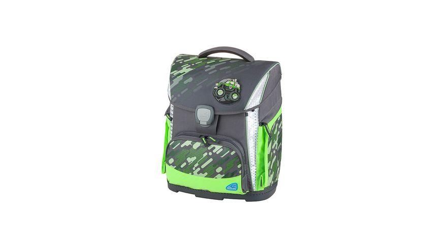 SCHNEIDERS Toolbag Plus 4 teiliges Set Camo Green