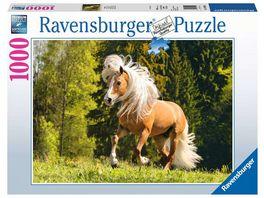 Ravensburger Puzzle Pferdeglueck 1000 Teile