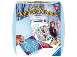 Ravensburger Beschaeftigung Mini Mandala Designer Frozen 2