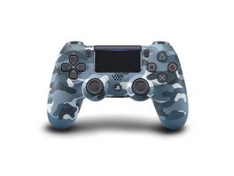 PS4 Controller Dualshock 4 Camouflage Blue