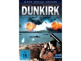 Dunkirk Westfeldzug 1940 2 DVDs