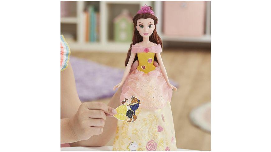 Hasbro Disney Prinzessin Glitzer Prinzessin Belle