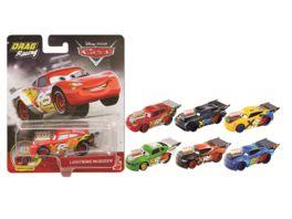 Mattel Disney Cars Xtreme Racing Serie Dragster Rennen Die Cast Sortiment 1 Stueck