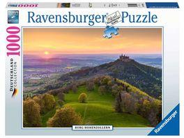 Ravensburger Puzzle Burg Hohenzollern 1000 Teile