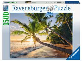 Ravensburger Puzzle Strandgeheimnis 1500 Teile